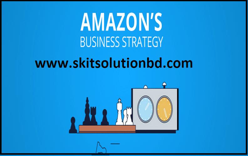 Amazon Selling Business Marketing Strategy