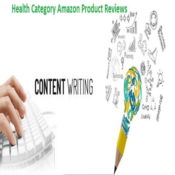 Health Category Amazon Product Reviews