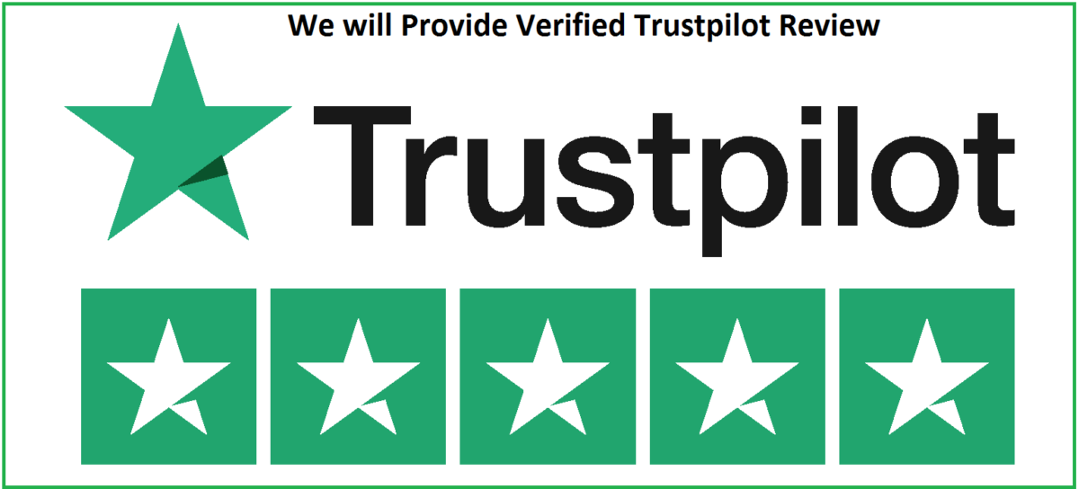 Verified Trustpilot Reviews