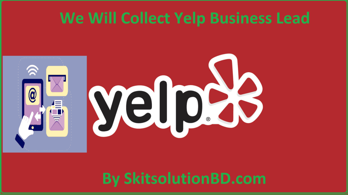 Yelp Business Lead