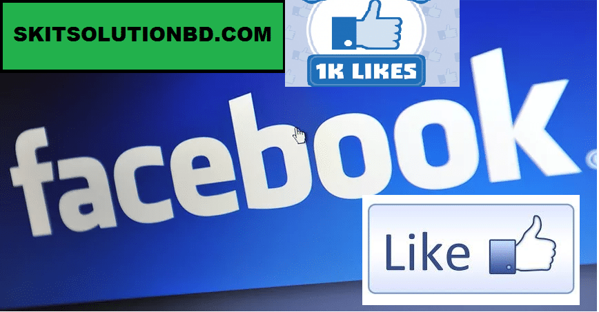 1K Facebook Page Likes