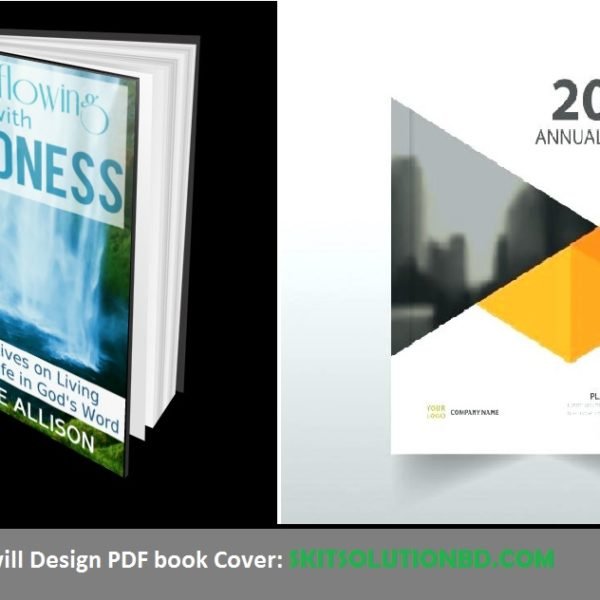 Design PDF book Cover
