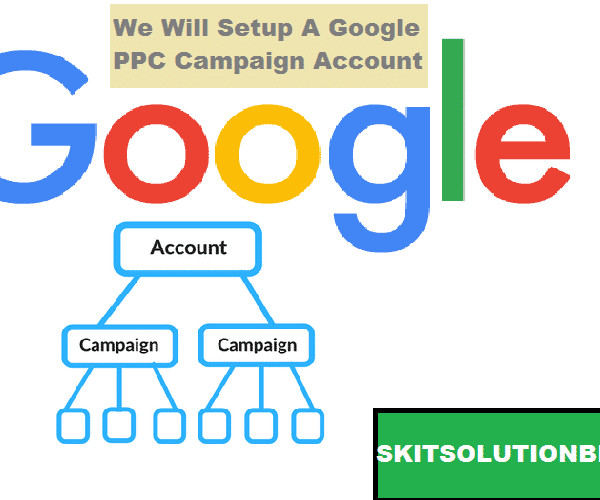 Google PPC Campaign Account