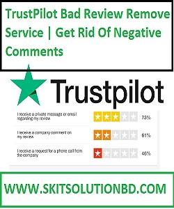 Trustpilot Bad Review Remove