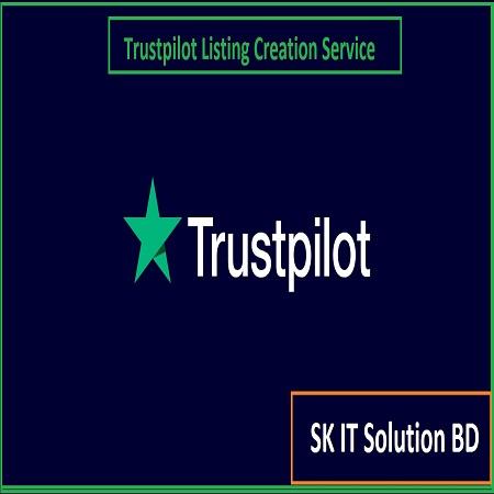 Trustpilot Listing Creation Service