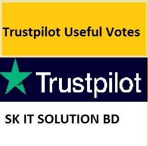 Trustpilot Useful Votes