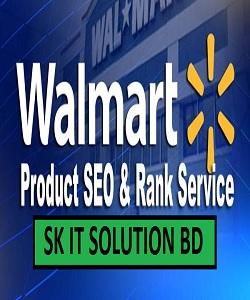 Walmart Keyword Ranking Services