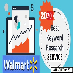 Walmart Keyword Research