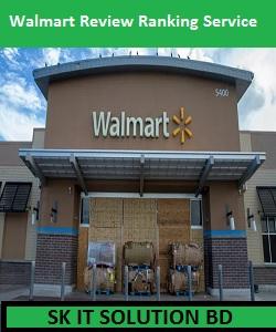 Walmart Review Ranking Service