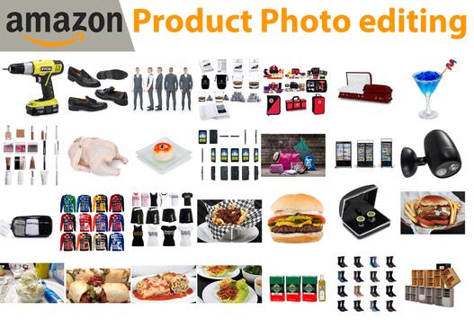Amazon Product Photo Editing