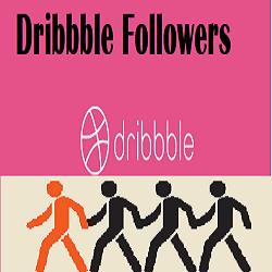 Dribbble Followers
