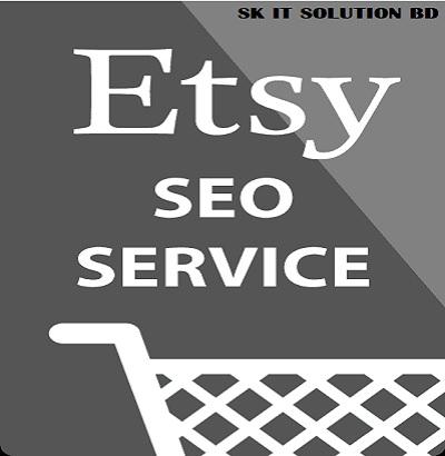 Etsy SEO Service