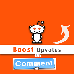 Reddit Comment Upvotes