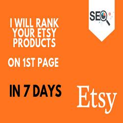 Etsy keyword ranking