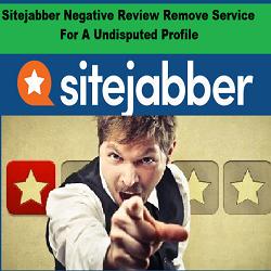 Sitejabber Negative Review Remove