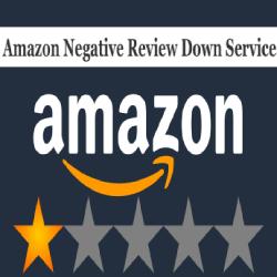 Amazon Negative Review Down