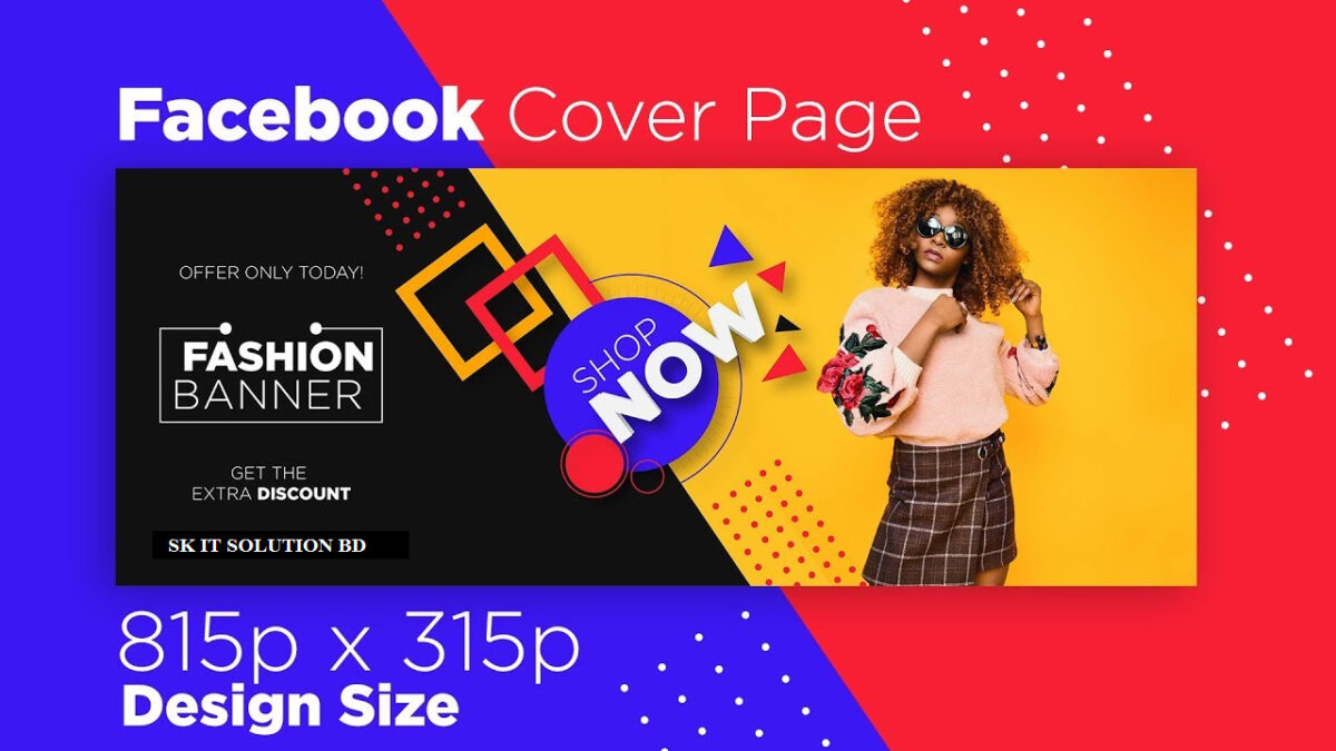 Facebook Page Cover Design