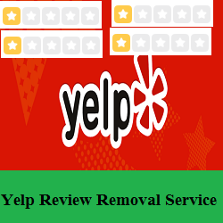 Yelp review removal