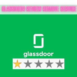 Glassdoor negative review remove