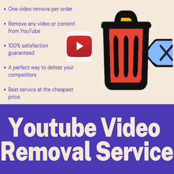 Youtube Video Removal