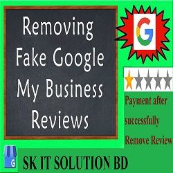 Google Review Removal Service